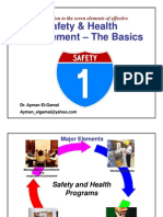 Health and Safety Basics Dentist English