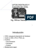 CLASE VHDL
