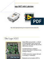 Using the Lego NXT With Labview