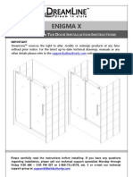 ENIGMA X Door Manual