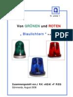 Blaulichter in Der DDR
