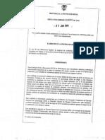Resolución 2291 de 2010 - Ministerio de la Protección Social (1)
