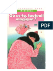 Blyton Enid WCA 4 Ou Es Tu Fauteuil Magique
