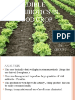 Edible Antibiotics in Food Crop[1]