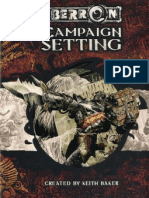 Dungeons and Dragons 3.5 Edition - Eberron Campaign Setting