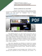 Twitter - Trabalho de Pares - Mafalda Rodrigues e Maria Jose Amador