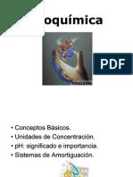 _Presentacion de Bioquimica INIDAD I. Prof. Joselyn Pelayo