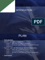 Plan de Trésorerie et Décisions Financières