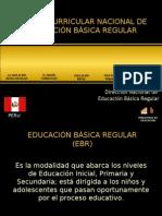 Diseno Curricular EBA Peru