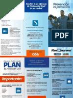 Plan Familiar de Proteccion Civil B.C.