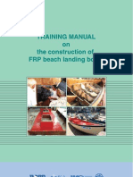 TRAINING MANUAL on the Construction of FRP Beach Landing Boats_2010