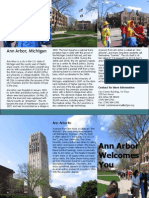 Week9 Lab Ann Arbor Brochure