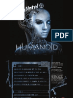 Digital Booklet - Humanoid