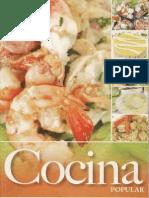 Cocina Pescados y Mariscos