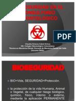 Bioseguridad en El Consul to Rio Odontologico