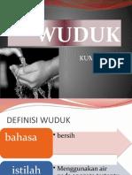 12.Wudhuk