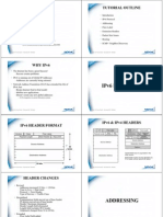 Seminar IPv6