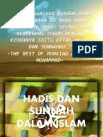Hadis Dan Sunnah