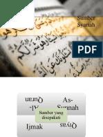 Sumber Syariah