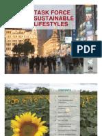 Sustainable Lifestyles