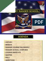 Ranger School Brief