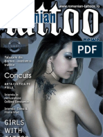 Tattoo Magazin 002