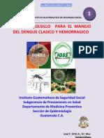 Guia de Bolsillo Dengue Clasico y Hemorragico SI