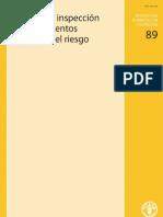 FAO,OMS Manual de Inspexccion y Riesgo