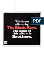 Digital Booklet - Brothers (iTunes D
