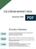Ice Cream Market India Analysis