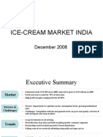 Ice Cream Market India Analysis