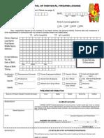 Renewal FAs Form