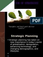 Strategy Formulation Stuti and Munish