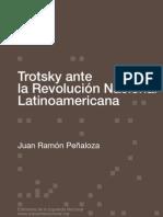 Peñaloza_Trotsky ante la revolcuión nacional latinoamericana
