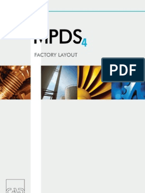 Mpds4 Factory Layout En Product Lifecycle Engineering