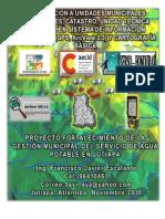Manual de ArcView 3.3  TECNICOS SERSO