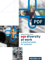 Age Diversity at Work