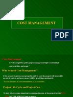 3 - Cost Management