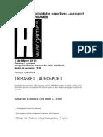 Programa de Acitividades Deportivas Laurosport