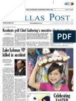 The Dallas Post 04-24-2011