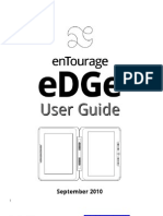 EnTourage eDGe User Guide 201009