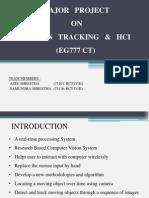 Virtual Finger Tracking