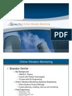 Online Vibration System