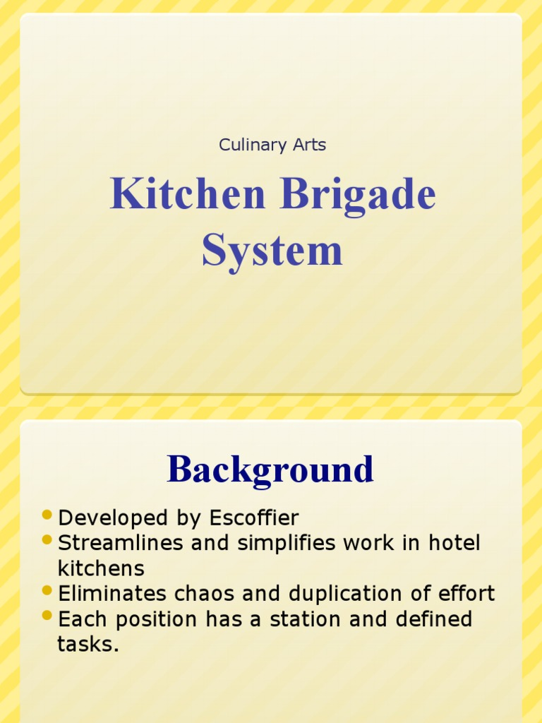 1537061706v1 - Kitchen Brigade