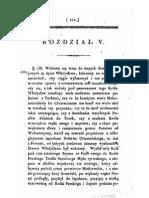 Dzieje narodu polskiego za panowania Władysława IV Rozdz 5 cz 1