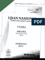 Pembahasan-Sosiologi-un-2011-p25-p12-p39