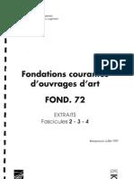 Fond 72 Fascicule 2 3 4