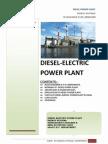 Diesel Electric power plant