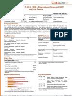 Dubai Islamic Bank P.J.S.C. (DIB) - Financial and Strategic SWOT Analysis Review