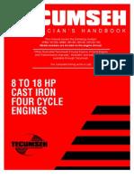 Tecumseh Cast-Iron Engines Service Information